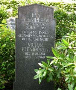 Graf Victor Klemperer Dresden (foto SR)